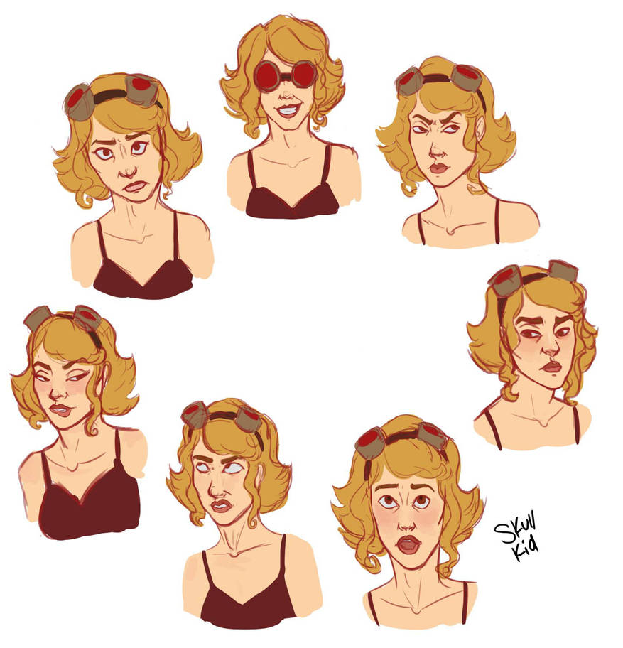 Alice Expressions by KuniRuta