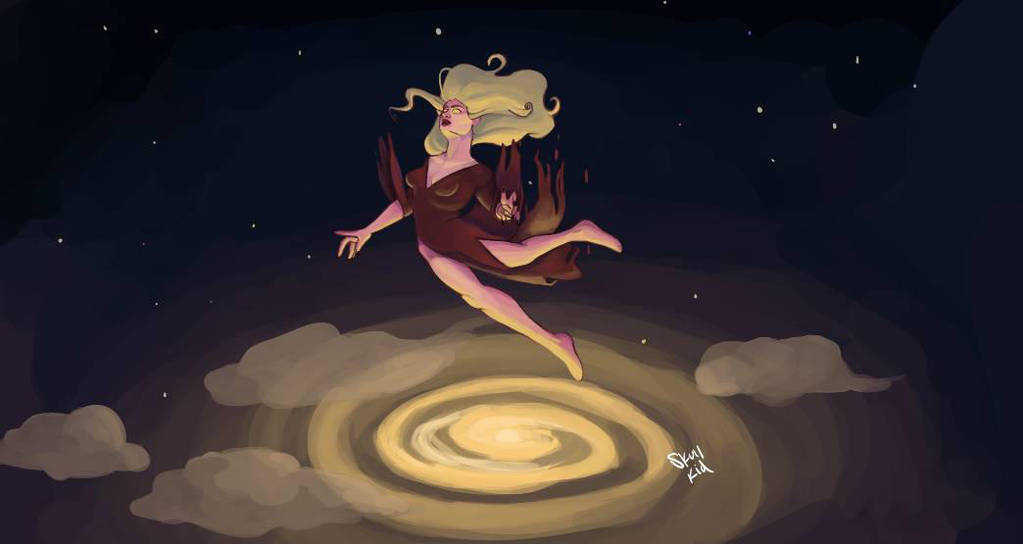 Space Witch by KuniRuta