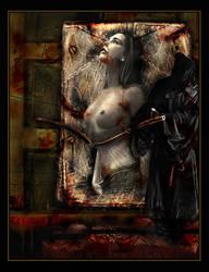 la muerte de un cuadro by Tr4pito