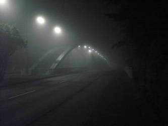 Bridge Noir by LoneLightWolf