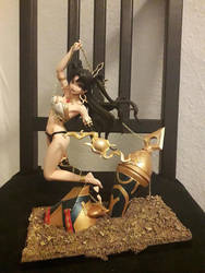 Ishtar - Garage Kit by MissMarinette