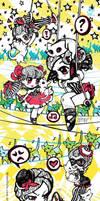 .: Neko no Circus :. by Mako-Fufu