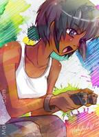 61 KeyWord Com: Anko+Gaming by Mako-Fufu