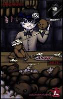 3500 kiriban :4 dark alice: by Mako-Fufu