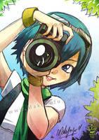 151 Keyword Commish: Hayley + Shapshot by Mako-Fufu