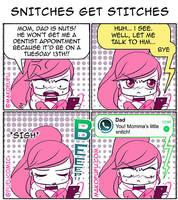 05 Jan 20 - Snitches get Stitches by Mako-Fufu