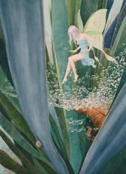 fairy-Actias by ilxwing