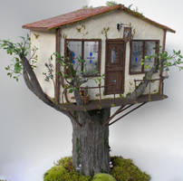 Treetop Creature Shop front 1 by Minifanaticus