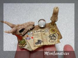 Dragon Board by Minifanaticus