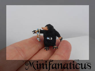 Niffler 1:12th by Minifanaticus