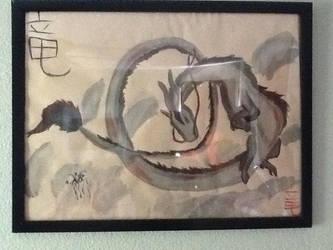 Lunar New Year Dragon by koda123lc