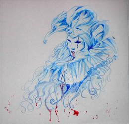 bloody fou du roi by psycho-DoOm
