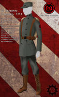 Harry Turtledove Early War US Soldier [UPDATED] by Arget-Normand