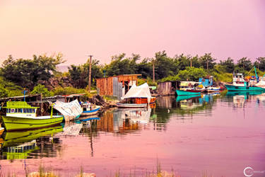 Vanilla Harbor by the-universal-mind