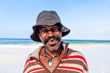 Zanzibari Fisherman by the-universal-mind