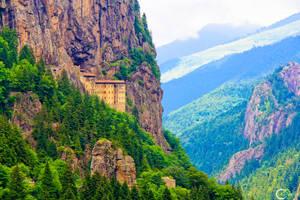 Suemela Monastery by the-universal-mind