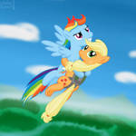 Carry Me Away... by phallen1