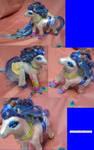 ffx Shiva pony by LightningSilver-Mana