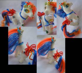 Tide Pod pony numero 3 by LightningSilver-Mana