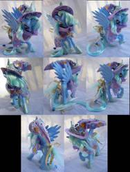 Princess Trixie by LightningSilver-Mana