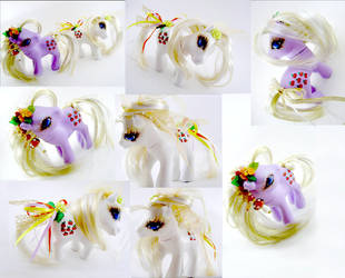 White and lavender Colombian g1-g3 Applejacks by LightningSilver-Mana