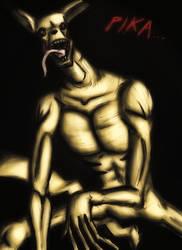 Creepychu by Pencil-Paladin