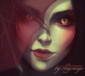 Demon by MayeMaya