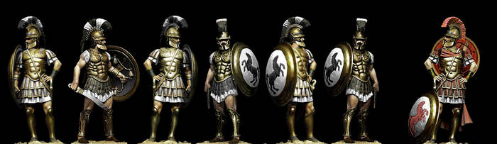 Sacred band of Carthage by PHOENIX8341