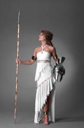 Athena Pallas Wip by PHOENIX8341