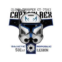 Captain Rex - Atmospheric by PHOENIX8341