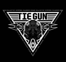 TIE GUN - TIE Interceptor pilot - V1 by PHOENIX8341