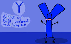 BFDI Tournament Hall of Fame: Y (Fan Cover) by The-Creative-Sketchy