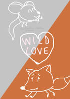 Sketchy Comics: Wild Love (cover) by The-Creative-Sketchy