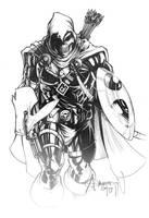Taskmaster Inked by artstudio