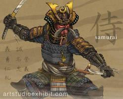 SAMURAI by artstudio
