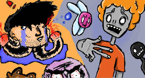 Iscribble fun. by limped