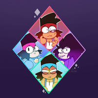 the K.O authority? (redraw) by lilcuteHV