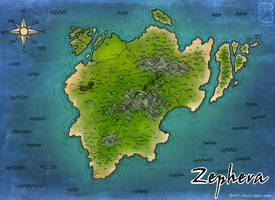 Map-Zephera by Yechii