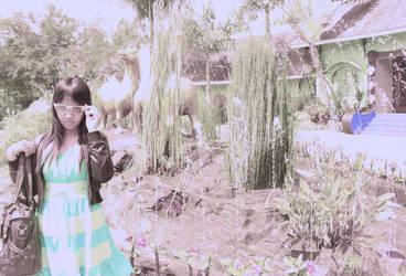 Jawa Timur Park by whattheycalledarts