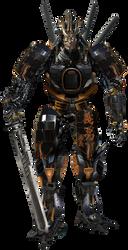 Deadlock (AOE Concept) by Barricade24