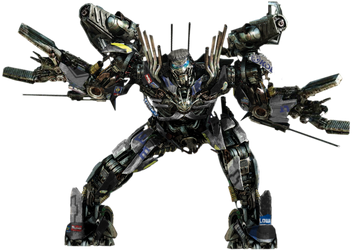 Top Spin (DOTM Autobot Armor) by Barricade24