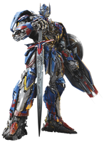 Optimus Prime (TLK Promo #1) by Barricade24