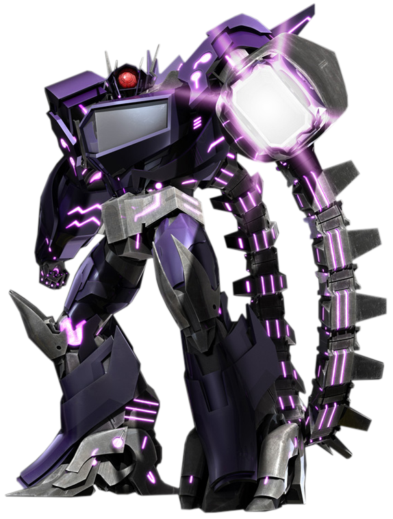 Shockwave (Prime Promo #1) by Barricade24