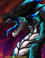 Nexus Dragon Halo by Arenthor