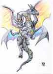 Dragon Evolution Lv 22 by Arenthor
