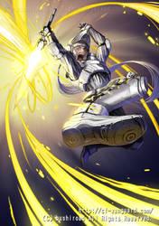 Vanguard_artwork04 by kometani