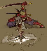samurai summoner by kometani