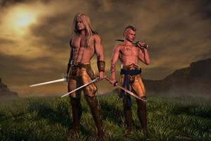Warlords of Saralis by Bad-Dragon