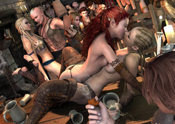 Revelry by Bad-Dragon