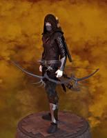 Shadow Warden concept 1 by Bad-Dragon